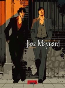 Portada Jazz Maynard: melodías del Raval